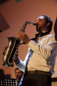 Fermin Muñoz | Saxophone