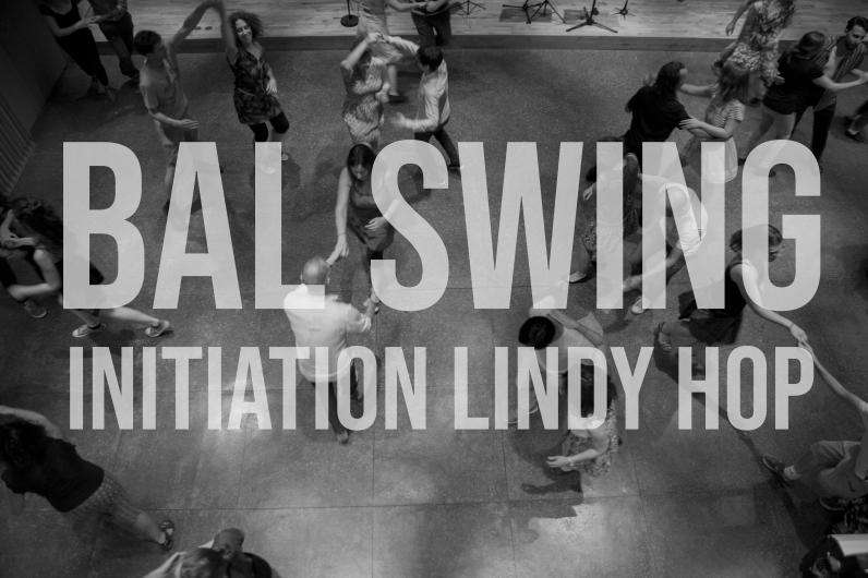 Initiation au Lindy Hop de 30 minutes avec deux danseurs et Bal Swing